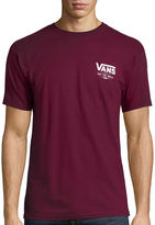 Vans Short-Sleeve Classic Slate Cotton Tee