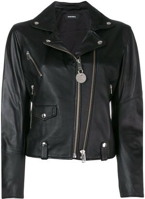Diesel L-LYF biker jacket