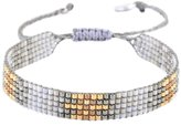 Mishky Track Beaded Adjustable-Size Friendship Bracelet