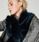 Promod Faux fur scarf