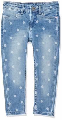 Noppies Girl's G Regular Fit Pants 5-Pocket Clinton Jeans