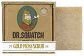 Man Soap - Gold Moss - Natural Bar Soap for Men with Light Scrub and Sophisticated Scent - Handmade in USA