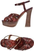 POLICE 883 Sandals - Item 11341393
