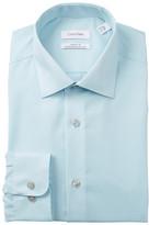 Calvin Klein Cannes Solid Regular Fit Dress Shirt