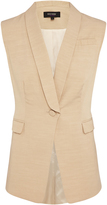 Oxford Petra Sleeveless Jacket Nude X