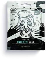 BeautyPRO BARBER PRO UNDER EYE MASK with activated charcoal & volcanic ash (3 Applications)