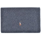 Ralph Lauren Wool Scarf Blue
