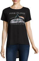 Freeze Pink Floyd Drapy Tunic T-Shirt- Juniors