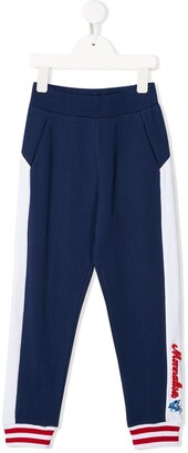 MonnaLisa Side Panel Track Trousers