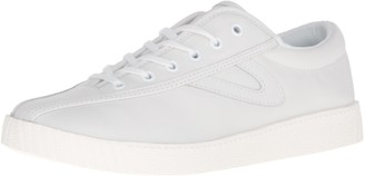 Tretorn Women's Nylite2 Plus Fashion Sneaker White 6.5 M US