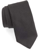 John Varvatos Dot Silk Tie