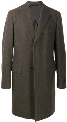 Lanvin Cashmere Single-Breasted Coat