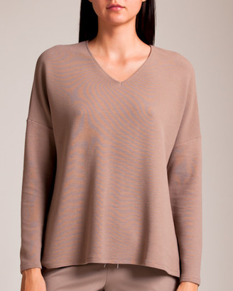 Hanro Pure Comfort Long Sleeve Top
