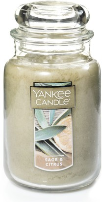 Yankee Candle Sage & Citrus 22-oz. Large Candle Jar