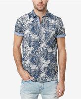 Buffalo David Bitton Men's Foliage Print Shirt