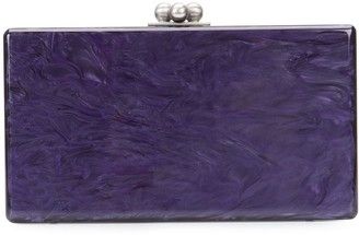 Edie Parker Box Clutch Bag