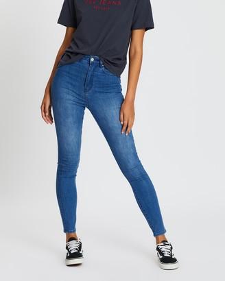 Lee High Licks Crop Jeans