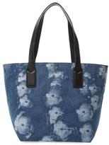 Marc Jacobs 3D Printed Wingman Shopping Tote Bag