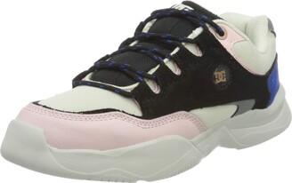 DC Decel - Leather Shoes - Leather Shoes - Women - EU 38 - Multicolor Black Pink Blue