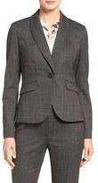 Women's Classiques Entier Stretch Wool Suit Jacket
