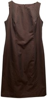 HUGO BOSS Purple Cotton Dress for Women