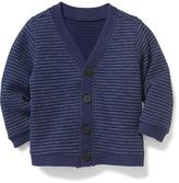 Old Navy Textured Button-Front Cardigan for Baby