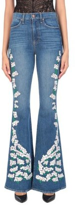 Alice + Olivia Denim trousers