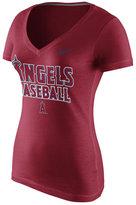 Nike Women's Los Angeles Angels of Anaheim Practice T-Shirt