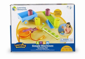 Learning Resources STEM Activity Set Learning Essentials Simple Machines
