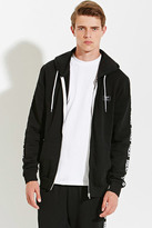 Forever 21 FOREVER 21+ Rascals Band Zip Hoodie