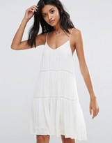 Pepe Jeans Jandri Tumbled Mini Dress