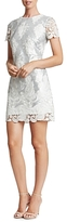 Dress the Population Joy Sequin and Lace Dress