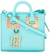 Sophie Hulme Albion tote - women - Calf Leather/Metal (Other) - One Size