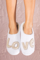 Face Plant Dreams Love Slippers