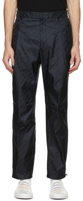Givenchy Black Chain Lounge Pants