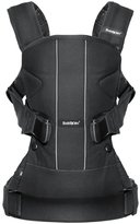 BABYBJÖRN Baby Carrier One - Cotton - Black - One Size