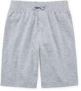 Okie Dokie Knit Pull-On Shorts - Preschool Boys 4-7