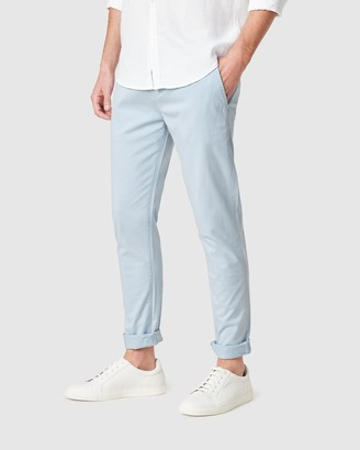 French Connection Men's Pants - Slim Fit Chino Pant - Size One Size, 32 at The Iconic