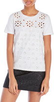 Manoush Broderie Top