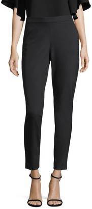 Lafayette 148 New York Acclaimed Stretch Murray Cropped Pant