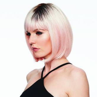 Hairdo. by Jessica Simpson & Ken Paves Peachy Keen Fantasy Wig
