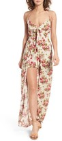 Band of Gypsies Women's Walk Through Overlay Romper