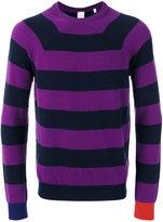 Paul Smith striped jumper - men - Cashmere - S