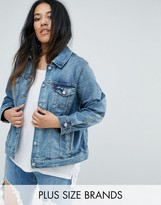 Levi's Plus Levis Plus Denim Trucker Jacket