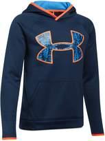 Under Armour Boys' Big-Logo Hoodie