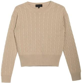 Nili Lotan Reema Cable Knit Sweater
