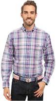 Vineyard Vines Wilfin Plaid Classic Tucker Shirt