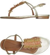 Anya Hindmarch Thong sandals