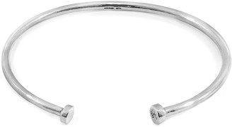 Anchor & Crew Ditton Round Midi Wayfarer Silver Bangle