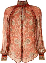 Thumbnail for your product : Camilla Paisley Print Blouse